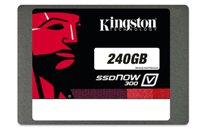 "SSDNow UV400 240GB SATA 3 2.5"" DRIVE - KINGSTON"